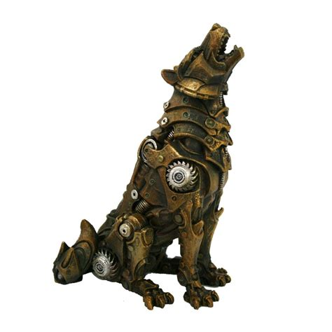 Peacock Home Decor Shop Steampunk Wolf Steampunk Gifts Amp Collectibles Fairyglen Com