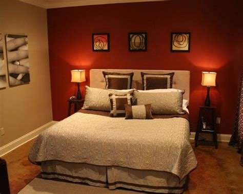 spectacular red bedroom designs   dramatic atmosphere