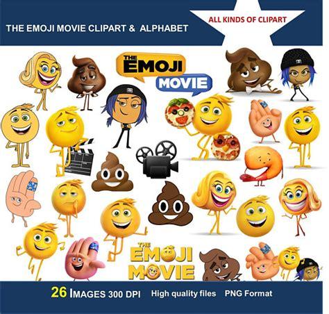 emoji film names the emoji movie clipart 300 dpi images transparent backgrounds
