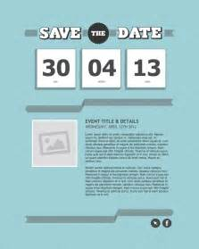 Save The Date Powerpoint Template by Invitation Email Marketing Templates Invitation Email
