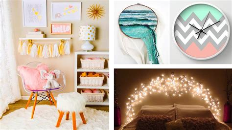 diy room decor  easy crafts ideas  home  youtube