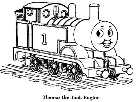 large coloring pages of thomas the train thomas the train coloring page thomas the train coloring