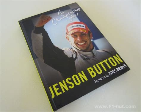 jenson button to the limit my autobiography books book review my chionship year by jenson button f1