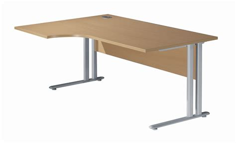 Corner Desk Left Left Cantilever Corner Desk Optineo 1600mm Desk Reality
