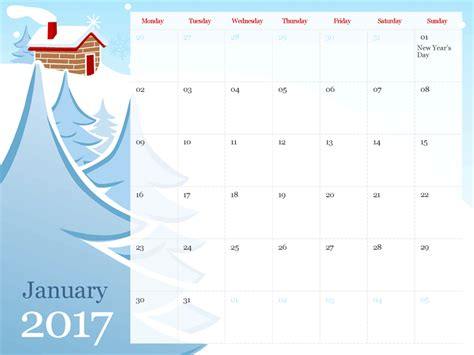 Calendars Office Com Powerpoint Calendar Template 2017
