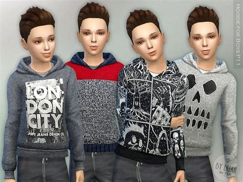 tshirt pa tedong p04 the sims resource hoodie for boys p11 by lillka sims 4