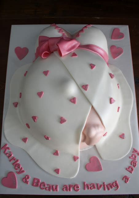 belly cakes for baby shower s cakes karley beau s baby shower belly cake