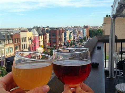 bars dc top rooftop bars restaurants in washington dc