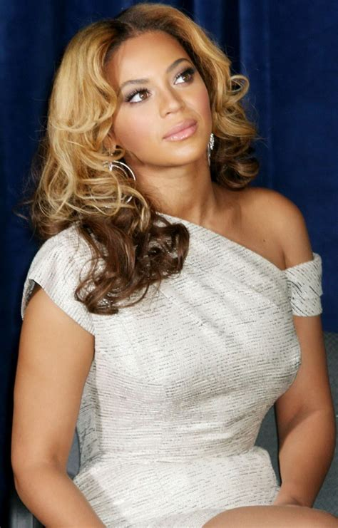 two tonedd hair ddark and bleached beyonce hairstyles stylish eve