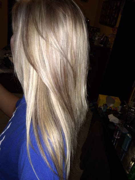 blonde hair with mocha lowlights blonde hair with mocha lowlights hair styles pinterest