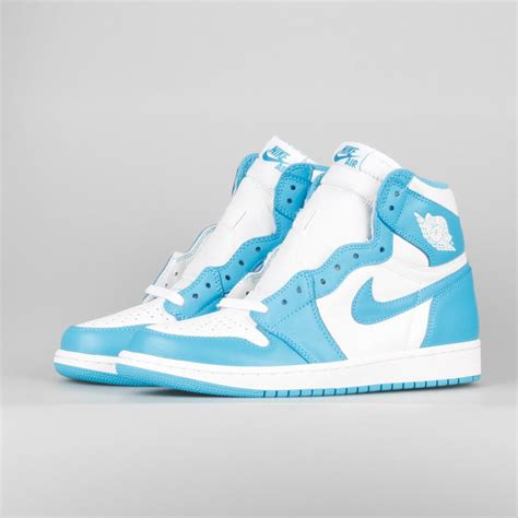 Nike Air 1 Retro High Og Unc nike air 1 retro high og unc 555088 117 kix files