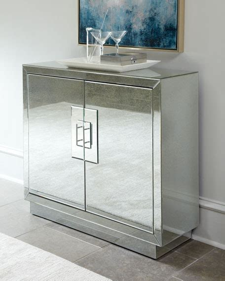 mirrored glass kitchen cabinets lily mirrored cabinet