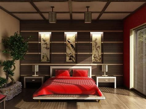 asian themed bedroom japanese style bedroom