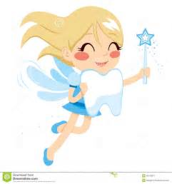 sweet tooth fairy stock vector image 40578917