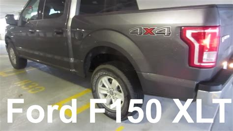 ford   xlt pickup truck full rental car review  test drive youtube