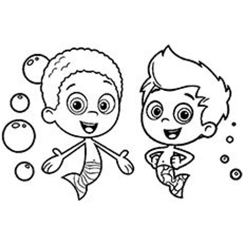 bubble kitty coloring page search results bubble guppies printable coloring pages