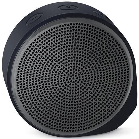 Speaker Logitech X100 Wireless Bluetooth Garansi Resmi logitech x100 mini bluetooth mobile wireless speaker black jakartanotebook