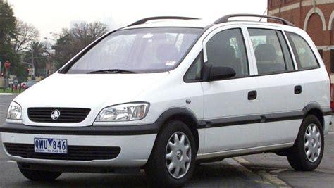 holden zafira used car review holden zafira 2001 2006 car reviews