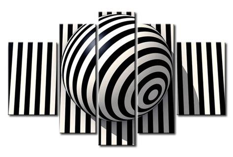 Tableau Moderne Noir Et Blanc by Toile Murale Noir Et Blanc Tableau Abstrait Tableaux