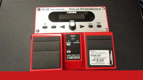 Harga Ve 20 Vocal Processor ve 20 vocal processor mcquade musical