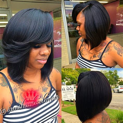 phot gallery short hair sew in gallery for gt sew in bob with closure hairstyles