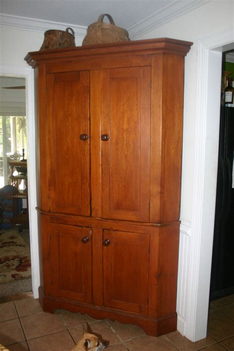 corner cabinet p a for sale antiques classifieds