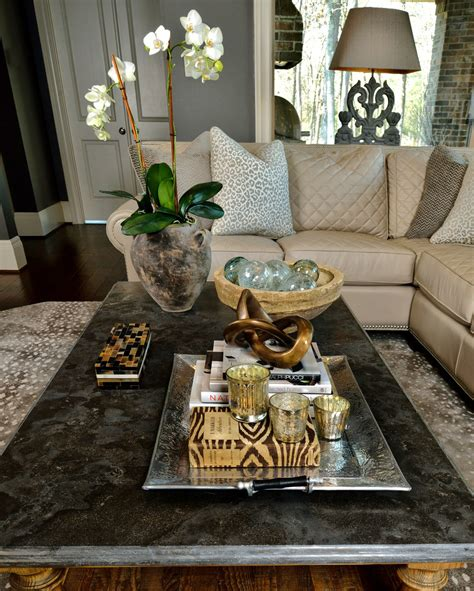 How To Decorate A Glass Coffee Table How To Style Your Coffee Table An Interior Designer Reveals Best Tips Tricks Designed