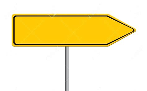 Template Directional Signs Template Direction Signs Template