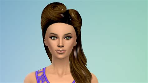 the sims 4 hair cc image gallery sims 4 cc