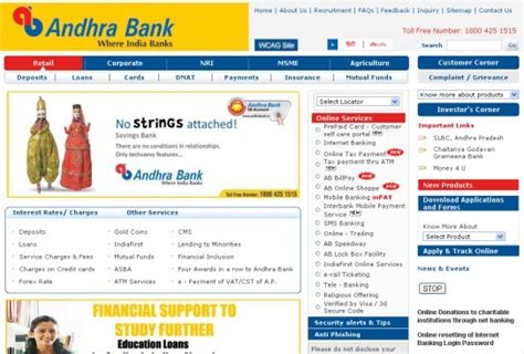 Andhra Bank Gift Card - bbcnn news login to andhra bank internet banking number for customer care