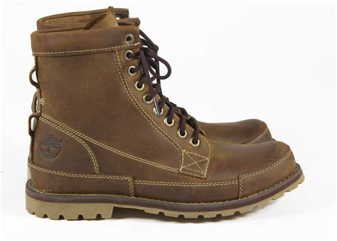 mens casual boots uk mens timberland casual leather lace winter chelsea ankle