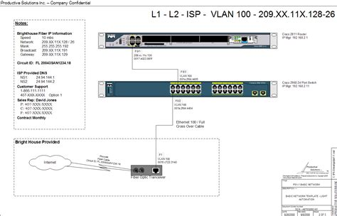Check The Network Visio Network Diagram And Drawings Jump Start Template Network Switch Port Diagram Template