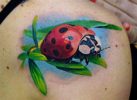 new school ladybug tattoo beautiful ladybug tattoos with lovely meanings tattoos win
