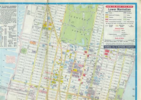 printable walking directions mid manhattan tourist map printable pictures to pin on