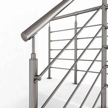 Stainless Steel Banister Handrail by Stainless Steel Railings And Handrails Railing Fontanot Inox 20 Global Sources