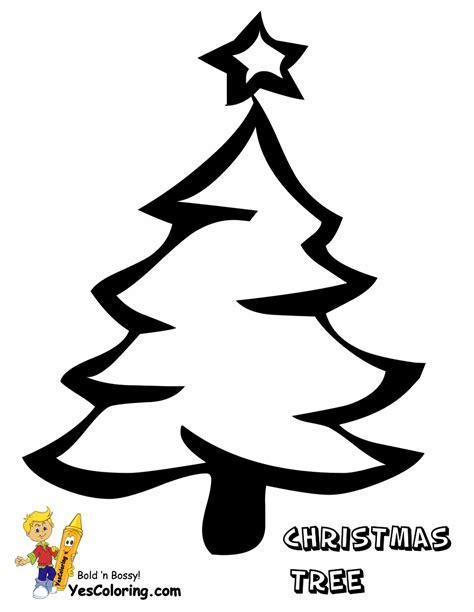 christmas tree printable book christmas trees coloring pages