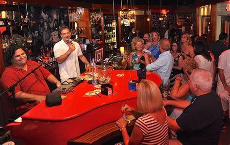 sopranos piano bar palm eagle beach restaurant