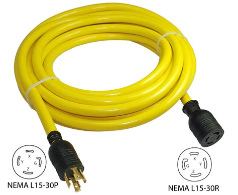 generator extension cord wiring diagram wiring diagram