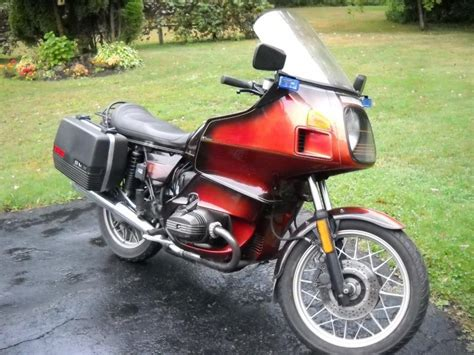 bmw r100rt for sale 1981 bmw r100rt motorcycles for sale