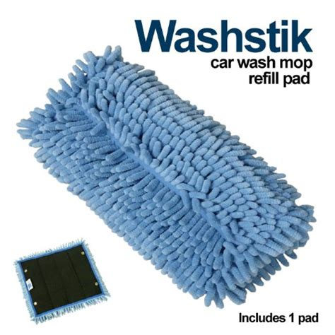 Washing Microfiber Covers microfiber washstik mop refill cover rv parts accessories store