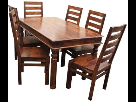 dining table bangalore teak wood dining tables product demo fab home