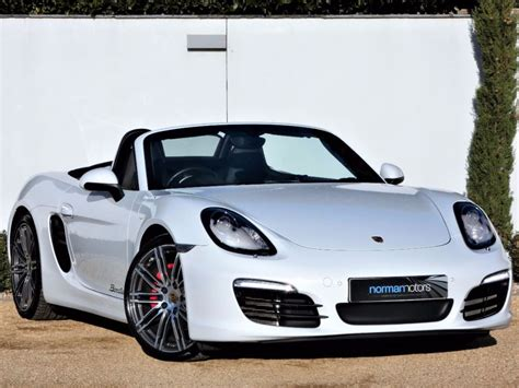 white porsche boxster convertible used white porsche boxster for sale dorset