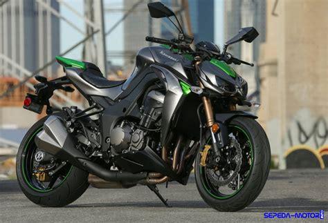 Sepeda Sport Tangguh by Kawasaki Z1000 Zrt00g Barometer Motor Sport Modern Yang