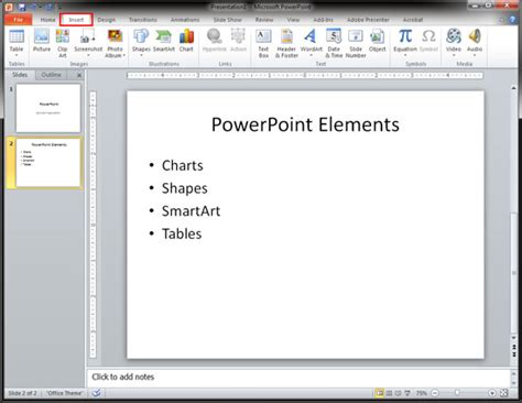 Add Header And Footer To Slides In Powerpoint 2010 For Windows Powerpoint 2010 Footer