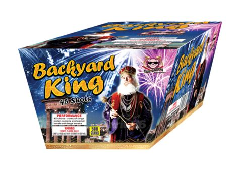 backyard king backyard king fireworks world