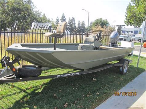 used jon boat for sale california jon boat new and used boats for sale in california
