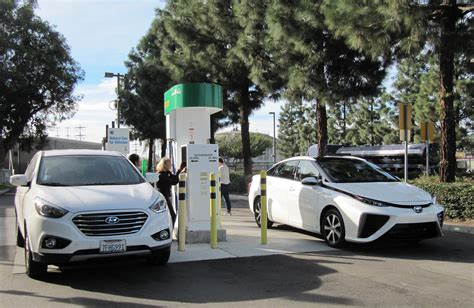 toyota california hydrogen stations in california how many needed as fuel