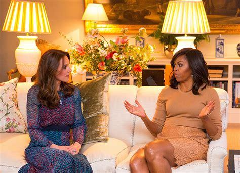 prince george greets barack and obama in pyjamas