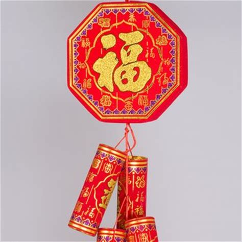 Traditional English Home Decor Firecracker Hanging Arts Amp Crafts Chinese New Year
