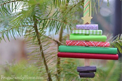 How Do They Make Paper Out Of Trees - 10 easy tree ornaments to make frugal